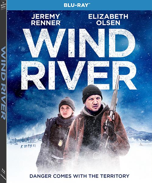 Ветреная река / Wind River (Тейлор Шеридан / Taylor Sheridan) [2017, Великобритания, Канада, США, боевик, триллер, криминал, детектив, Blu-ray disc 1080p] [RUS] Dub