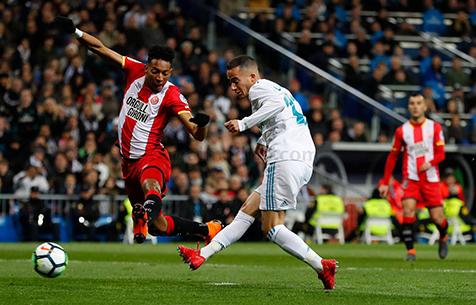 Real Madrid C.F. - Girona FC 6:3