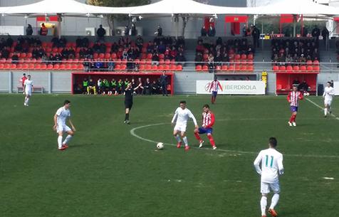 Atletico Madrid B - Real Madrid Castilla 0:0