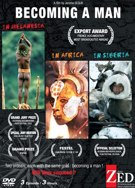 Стать мужчиной в Сибири / Becoming a Man in Siberia (2008) BDRip 720p | P1