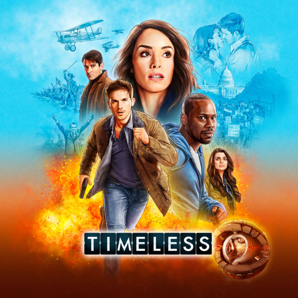 Вне времени / Timeless [02x01-09 из 10] (2018) WEB-DLRip | LostFilm