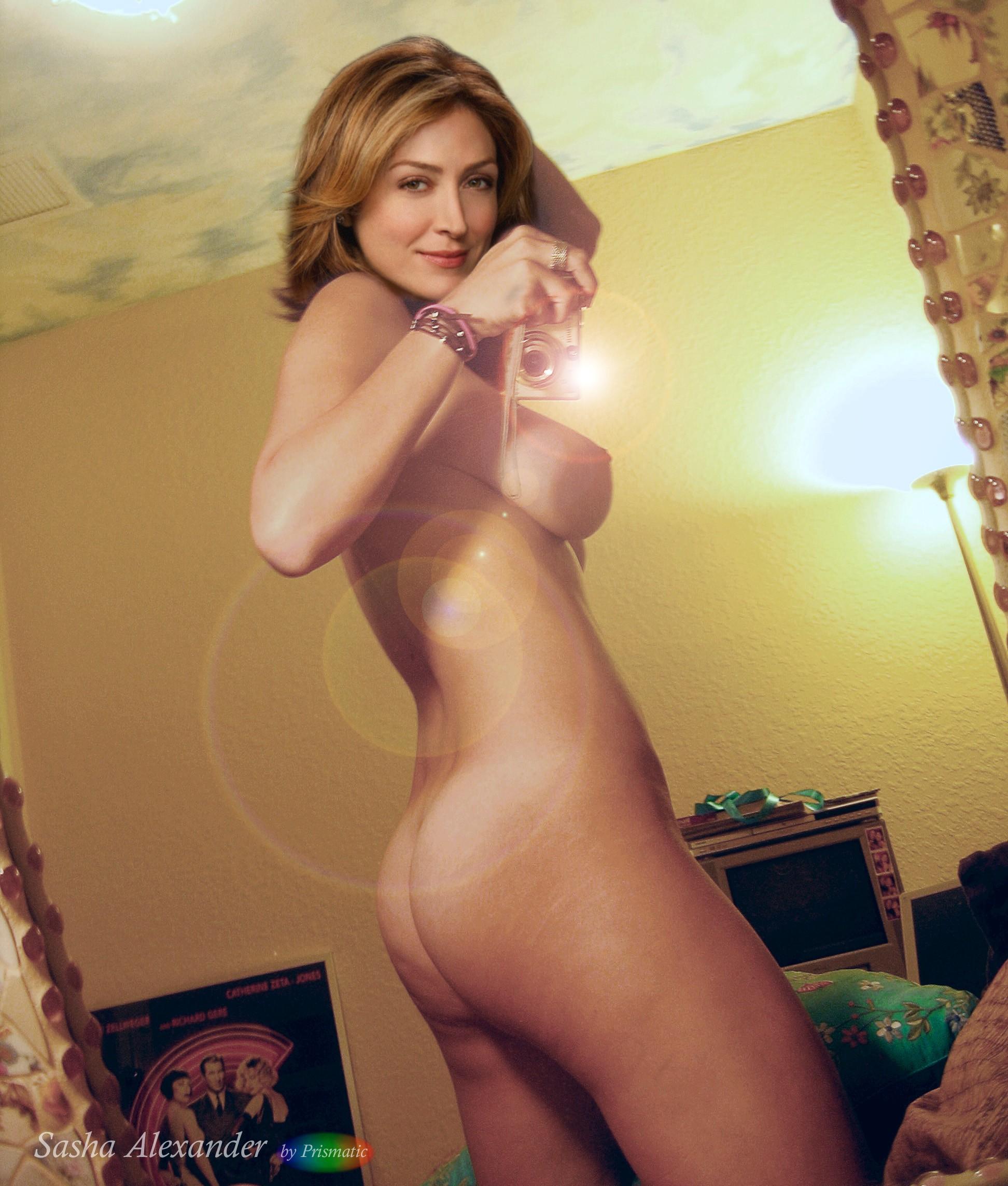 Sasha alexander nue photo — photo 2