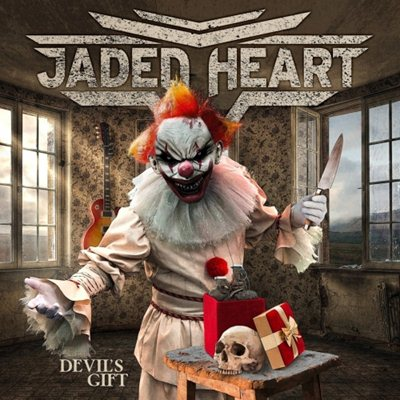 Jaded Heart - Devil's Gift (2018) MP3