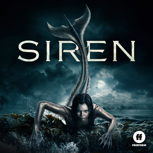 Сирена / Siren [01x01-07 из 10] (2018) WEB-DLRip | NewStudio