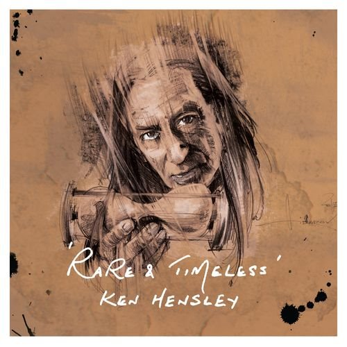 Ken Hensley - Rare and Timeless (2018) Compilation [FLAC|Lossless|WEB-DL|tracks] <Rock, Classic Rock, Hard Rock>