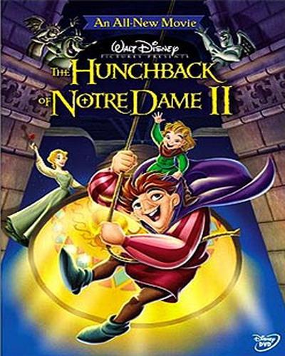 Горбун из Нотр Дама 2 / The Hunchback of Notre Dame 2 (2002) BDRip [H.265 / 1080p] [10-bit]