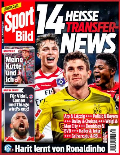 Sport Bild - 31.01.2018