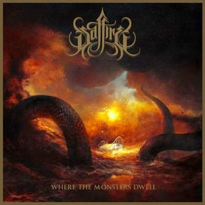 Saffire - Where The Monsters Dwell (2018) MP3