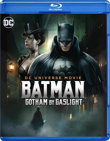 Бэтмен: Готэм в газовом свете / Batman: Gotham by Gaslight (Сэм Лью / Sam Liu) [2018, США, мультфильм, фэнтези, боевик, криминал, детектив,, BDRip] MVO (Jaskier)