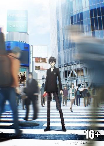 Persona 5 The Animation | Персона 5 [2018, TV, 3 из 24 эп.] WEB-DL 720p raw