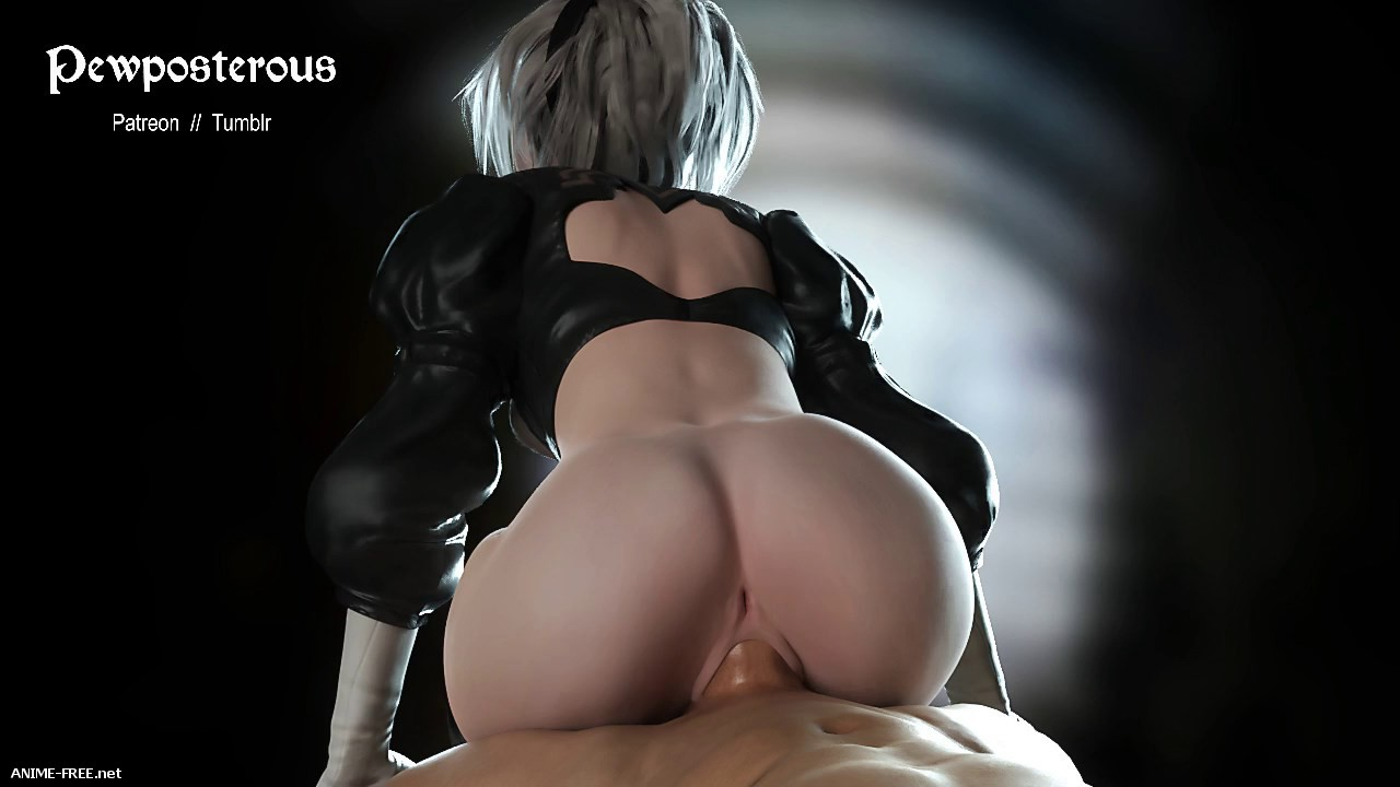 Pewposterous (ArtWork Collection) [Uncen] [3DCG] [JPG,GIF,PNG] Hentai ART