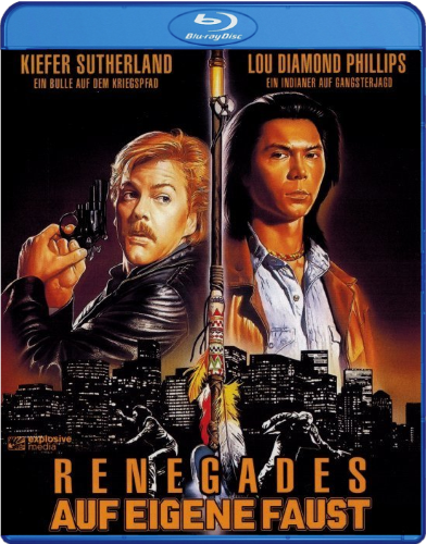 Под прикрытием / Renegades (1989) BDRip 720p