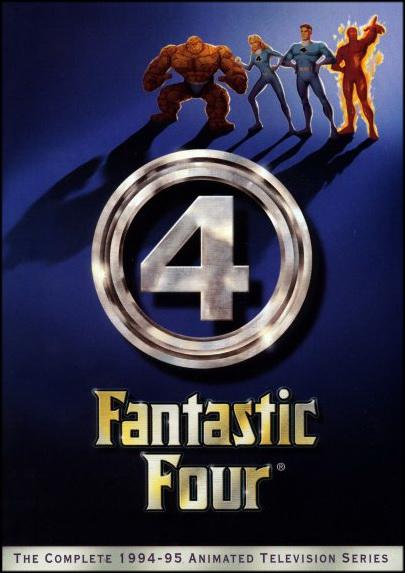 Фантастическая Четвёрка / Fantastic Four: The Animated Series / Сезоны: 1-2 / Серии: 1-26 из 26 (Эрнесто Лопез / Ernesto Lopez, Том Татаранович / Tom Tataranowicz) [1994-1996, фантастика, боевик, DVDRip-AVC] Dub