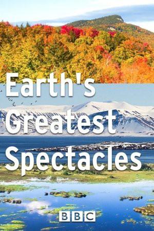 BBC: Чудеса времен года / Seasonal Wonderlands (Earth's Greatest Spectacles) (2016) HDTV [H.264/1080i-LQ] (Серии 1-3 из 3)