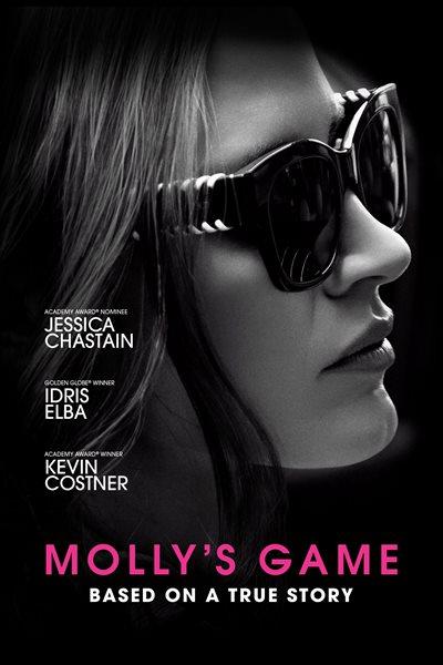 Большая игра / Molly's Game (2017) WEB-DL [720p] ATV
