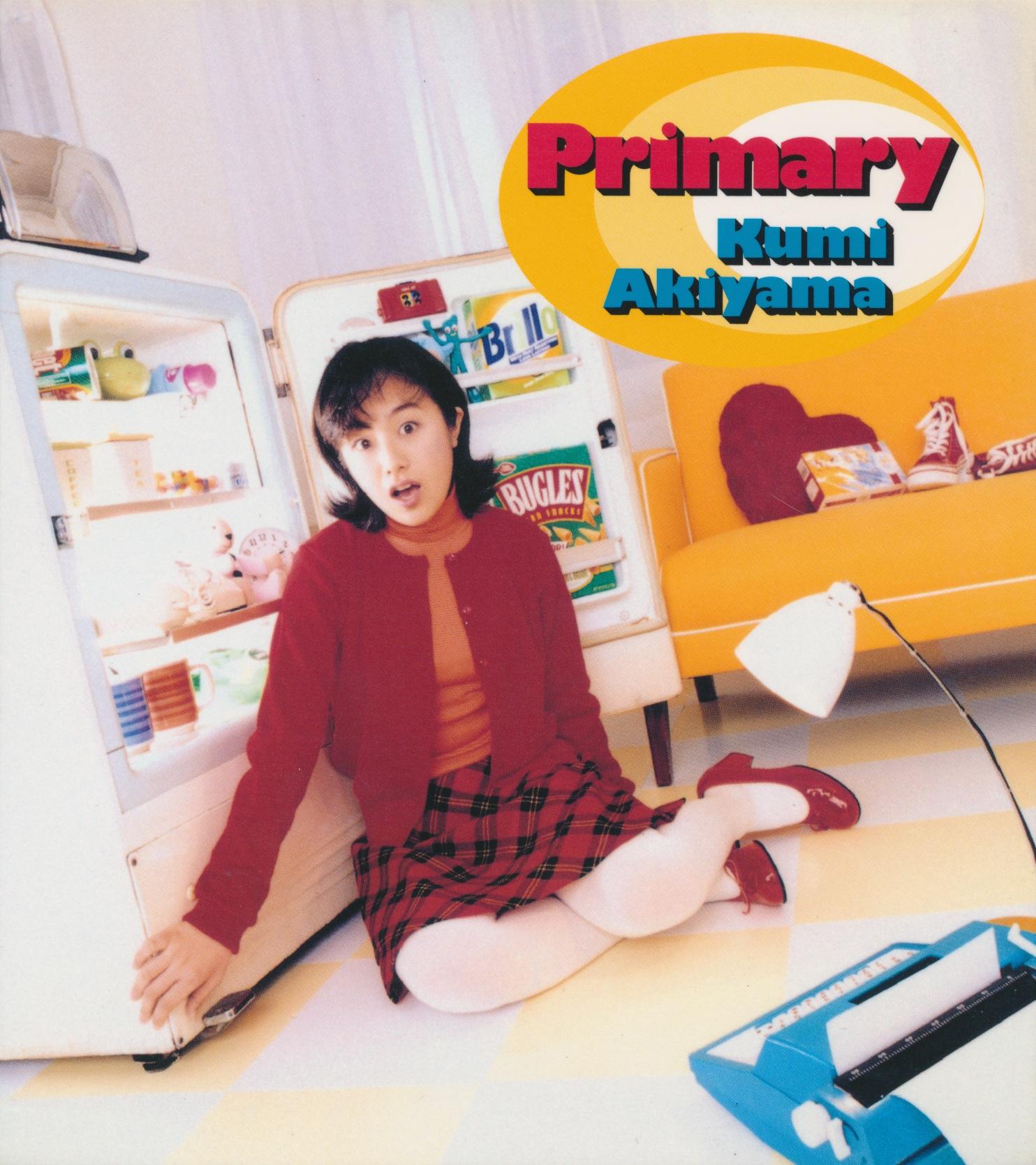 20180417.1451.5 Kumi Akiyama - Primary (1997) cover.jpg