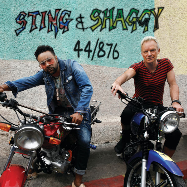 Sting & Shaggy - 44/876 [Deluxe Edition] (2018) FLAC
