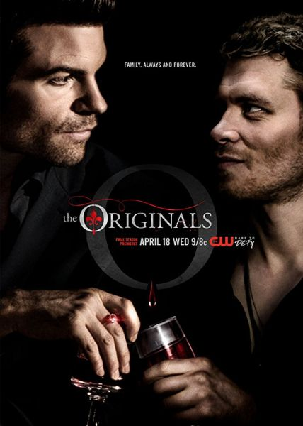Древние / The Originals [05x01-12 из 13] (2018) WEBRip 720p | GostFilm