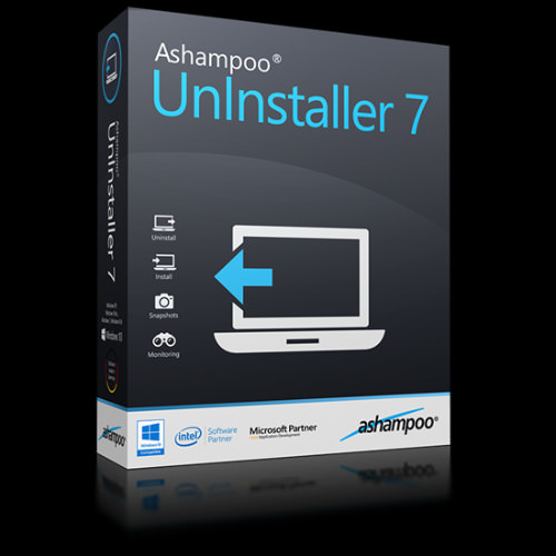 Ashampoo UnInstaller v7.00.10