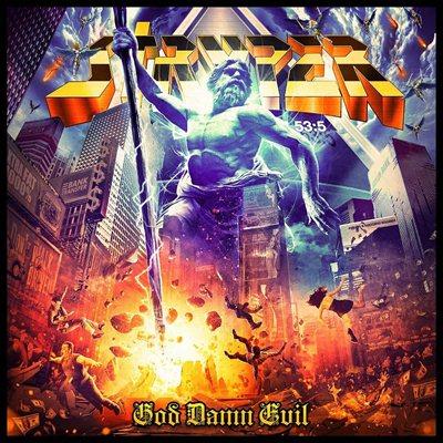 Stryper - God Damn Evil (2018) MP3