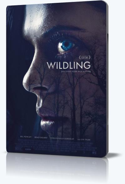Сага о чудовище / Wildling (2018) WEB-DL [H.264/1080p-LQ] [MVO]