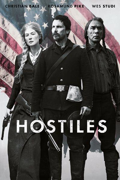 Недруги / Hostiles (2017) WEB-DL [1080p] ATV