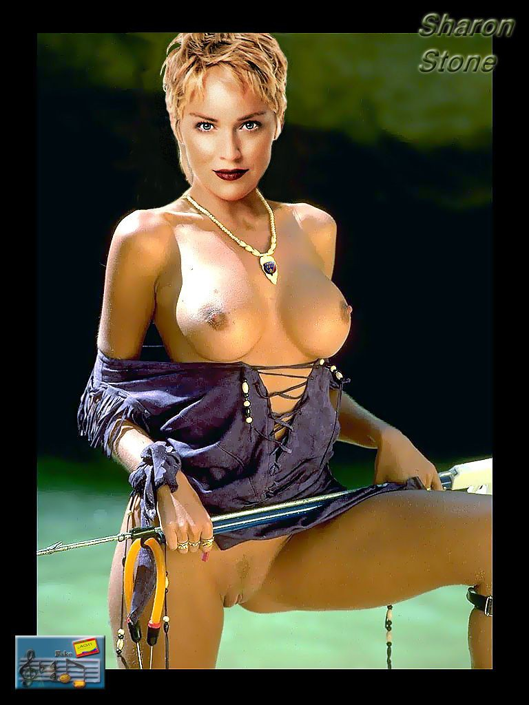 Sharon stone playboy nudes free