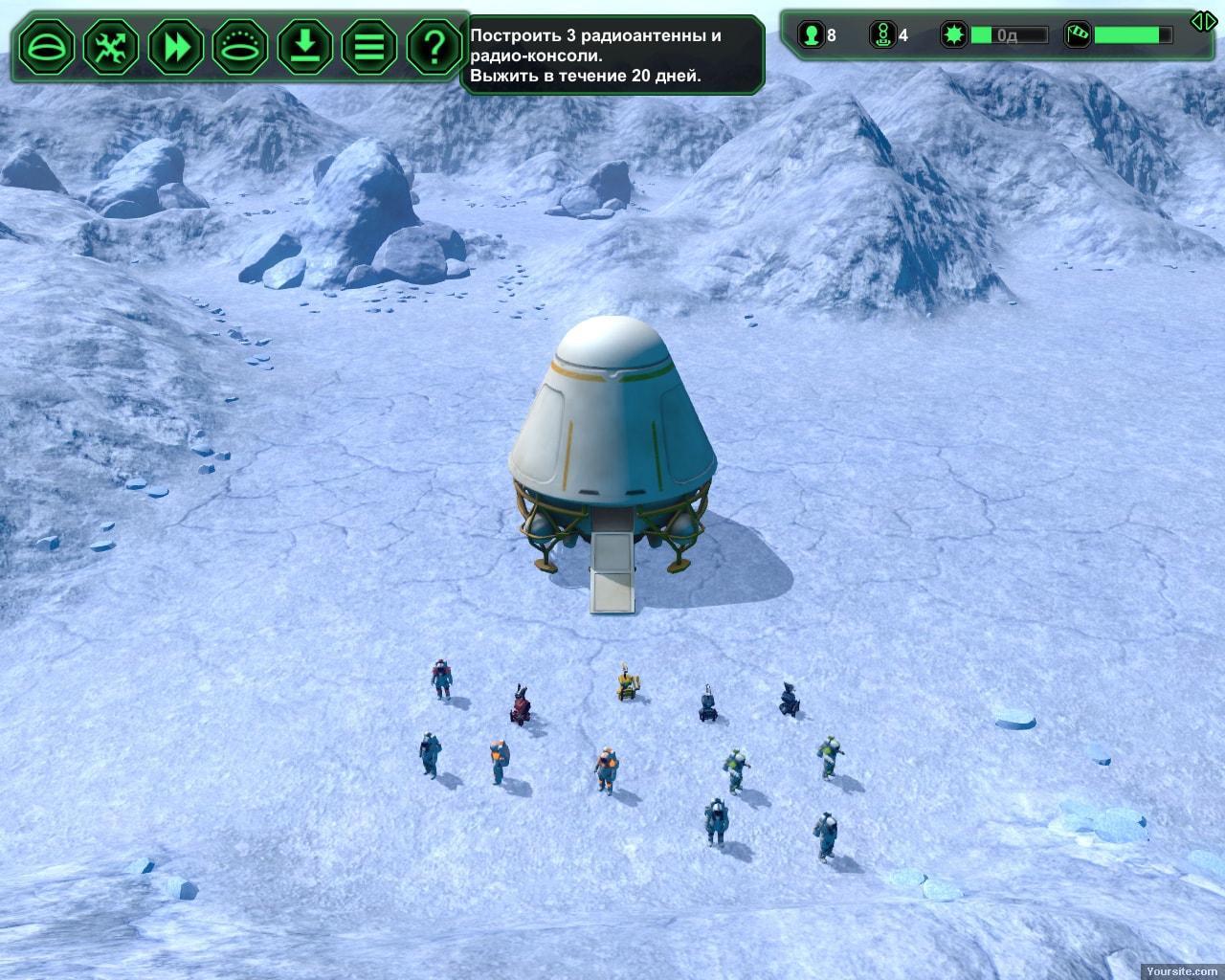 Planetbase [v.1.2.3] (2015/PC/Русский), Лицензия