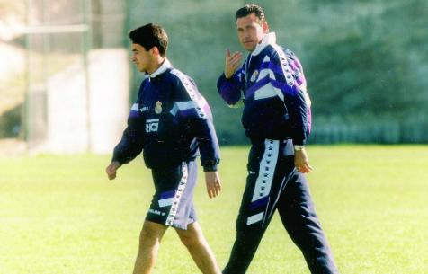 """Вальдано: """"Рауль хотел вернуться в """"Атлетико"""", но я убедил его остаться"""""""