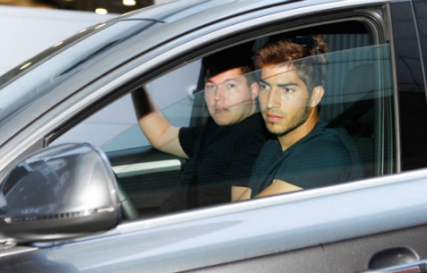 "Лукас Силва не хочет возвращаться в ""Мадрид"""