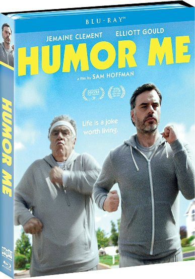 Рассмеши меня / Humor Me (Сэм Хоффман / Sam Hoffman) MVO (HDrezka Studio)