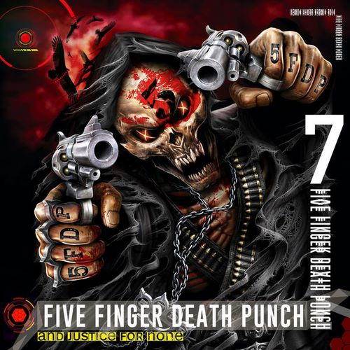 Five Finger Death Punch - And Justice for None (Deluxe) (2018)