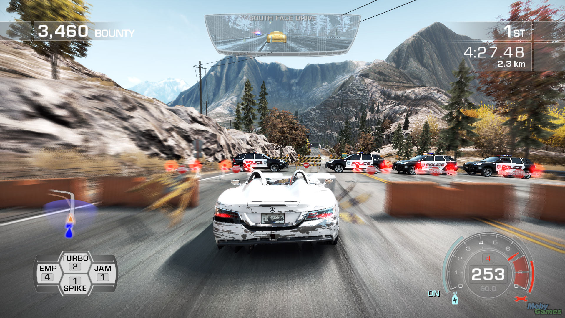 Need for Speed: Hot Pursuit - Limited Edition (2010/PC/Русский), RePack от xatab