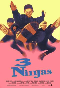 Три ниндзя / 3 Ninjas (1992) WEB-DL 1080p