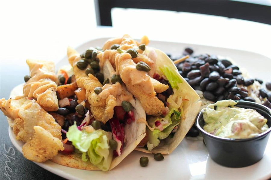 Мексиканский обед
