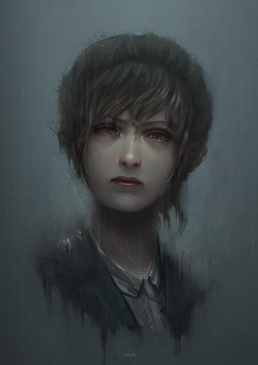 Портрет Кейт