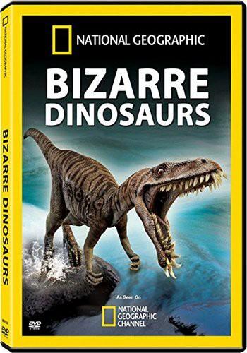 NG. Чудо-юдо динозавры / Bizarre Dinosaurs / Weirdest Dinosaurs (2008) HDTVRip [H.264 / 1080p-LQ]