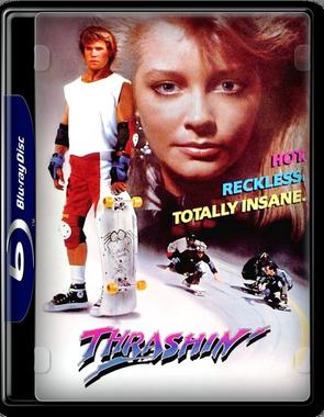 Столкновение / Thrashin' (1986) BDRip 720p