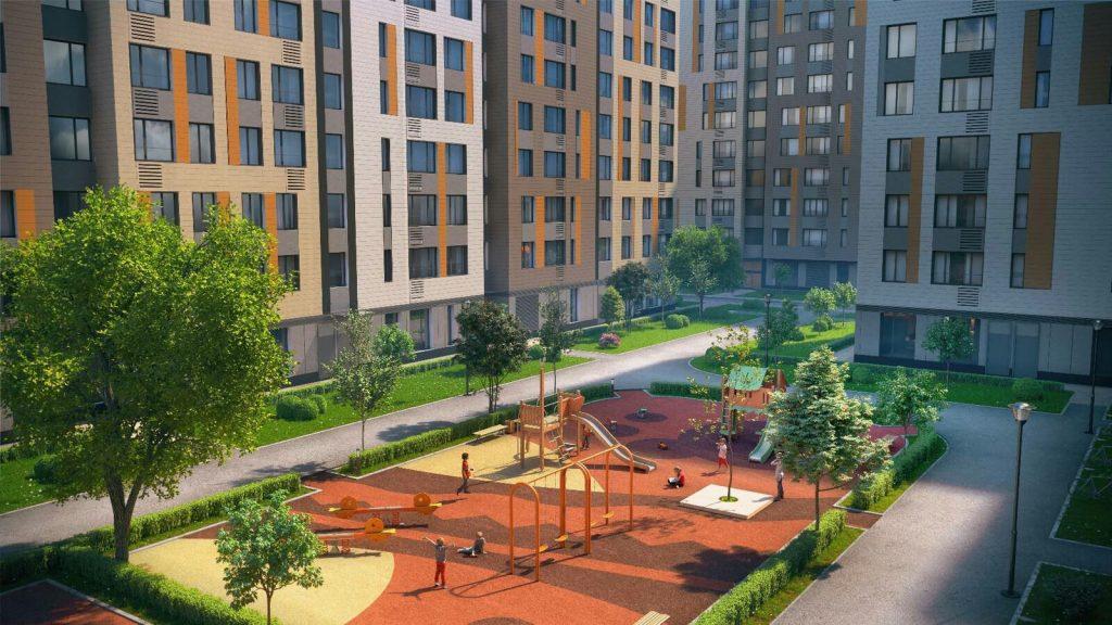 Как купить квартиру в Петровском квартале на воде: плюсы ЖК
