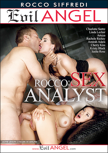 Evil Angel - Рокко секс-АНАЛитик / Rocco: Sex Analyst (2017) WEB-DL |