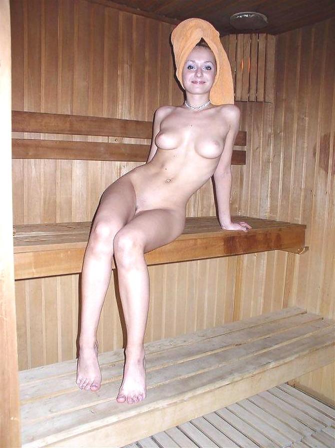 девушки домашнее фото баня прочитать