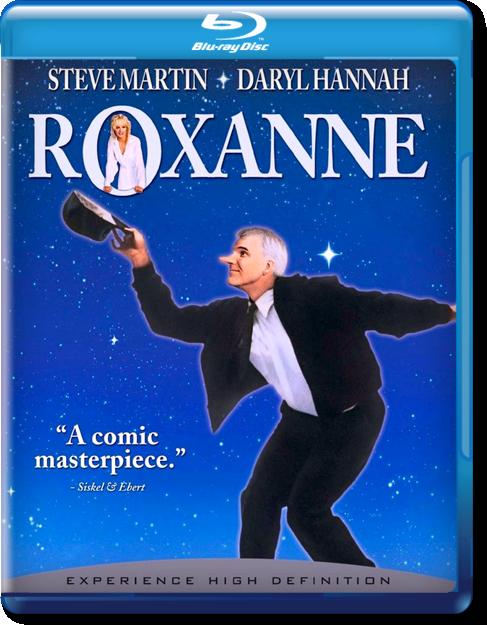 Роксана / Roxanne (1987) BDRemux 1080p | P, A