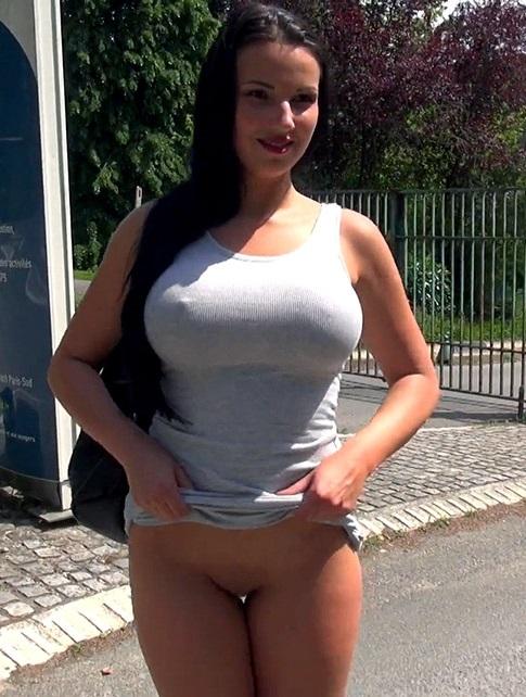 Развел грудастую молодую на секс у бассейна! / Jolee Love - Jolee, 25ans, une bombe absolue ! (2018) HD 1080p