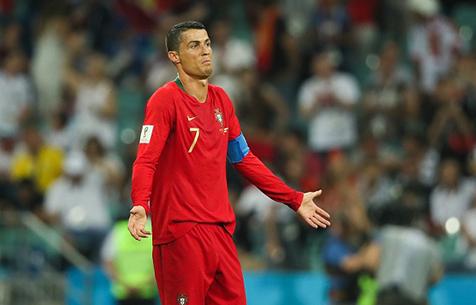 Выступление Роналду на ЧМ не повлияют на переговоры по контракту