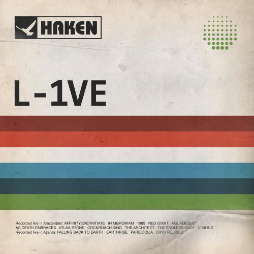 [TR24][OF] Haken - L-1VE (Live In Amsterdam 2017) - 2018 (ProgressiveMetal)