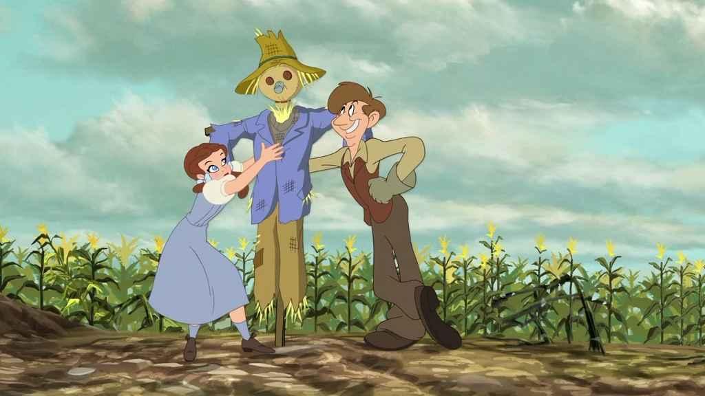 Том и Джерри: Возвращение в страну Оз / Tom & Jerry: Back to Oz (2016/WEB-DLRip-AVC), L2