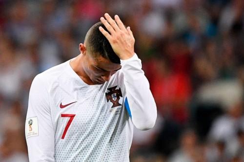 ЧМ-2018.1/8 финала.Уругвай-Португалия (обзор) [Футбол]