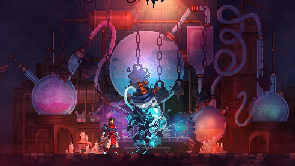 Dead Cells [v 1.4 + DLC] (2018/PC/Русский), Лицензия