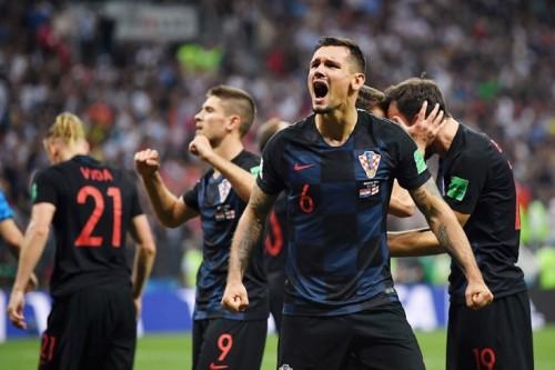 ЧМ-2018.1/2 финала.Хорватия-Англия (обзор) [Футбол]