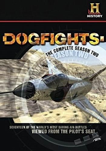 Воздушные бои / Dogfights (2007) SATRip [H.264] (2 сезон, 17 серий из 18) [UA, EN]